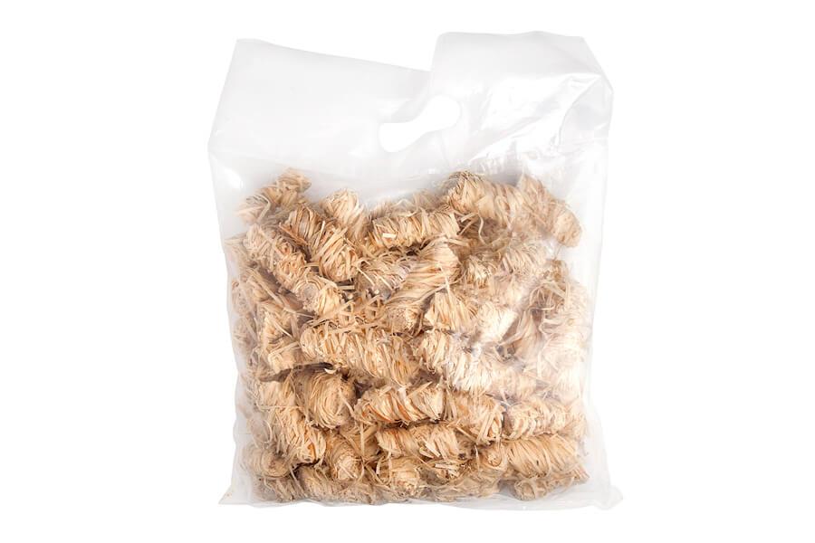 2 kg Bio-Anzünder aus Holzwolle